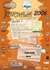 Juwenalia 2006 - Bielsko-Biała, plan imprez